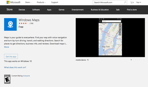 How to Download Maps For Offline Use In Windows 10 | Digital