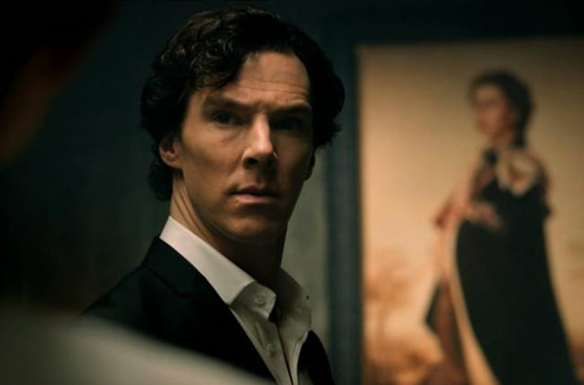 Sherlock Photo