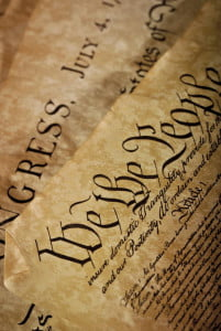 united states constitution shutterstock
