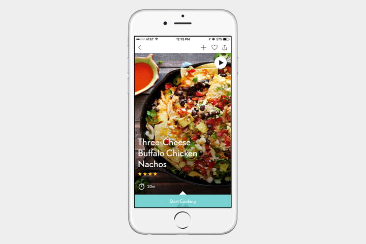 The best recipe apps for android and ios page 2 digital trends with sidechef you can get access to more than 4000 food recipes and follow top food bloggers and chefs the apps main goal however is to make cooking forumfinder Image collections