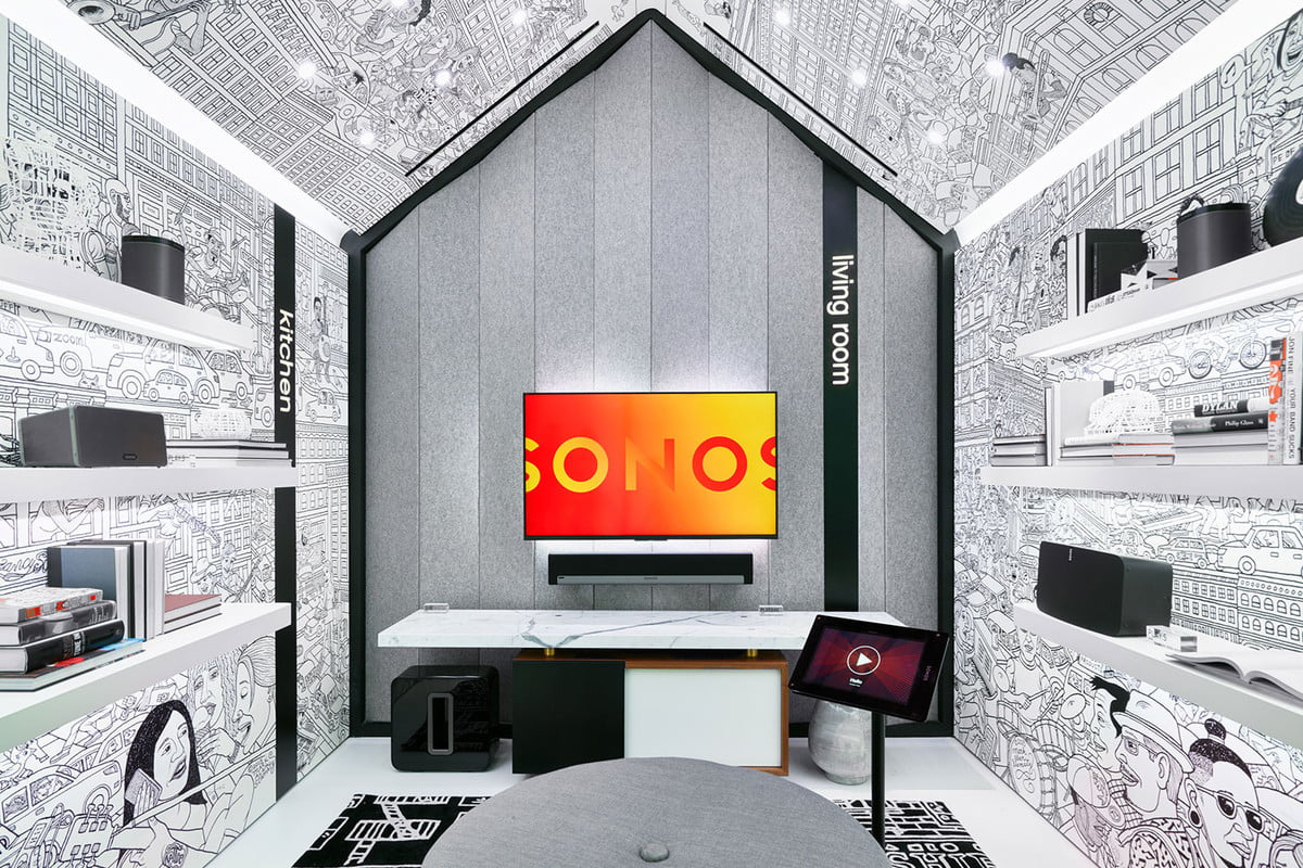 Sonos-Listening-Room-6---Mark-Stamaty-Wallpaper