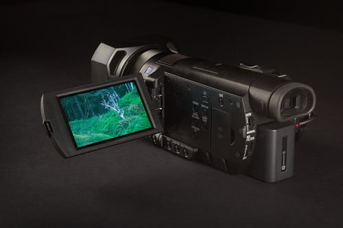Sony FDR-AX100 review | Digital Trends
