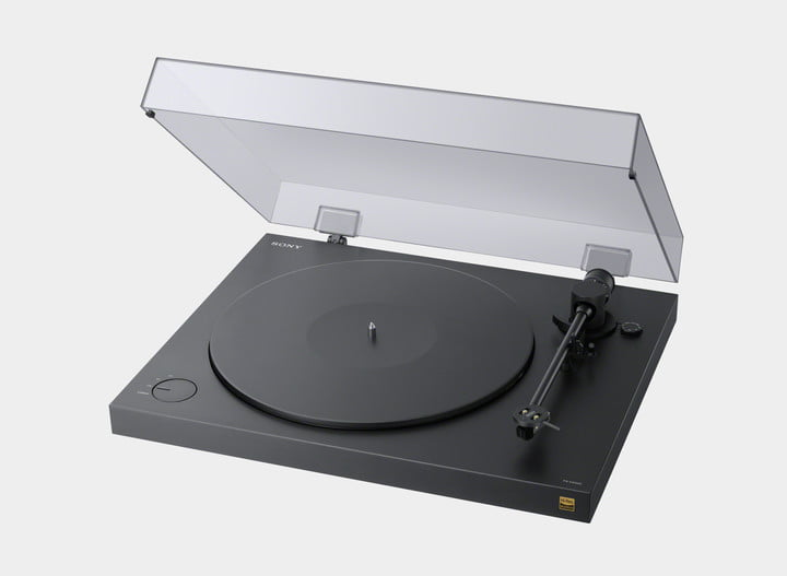 how to convert vinyl digital sony ps hx500 turntable