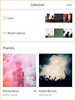 SoundCloud Stations