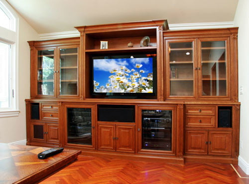 Home Theater Speaker Cabinet Design Part 28