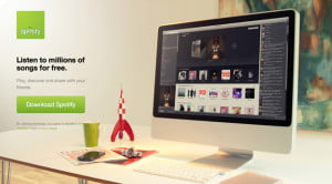 Best Online Music Sites: Spotify