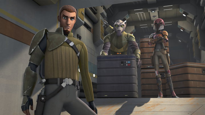 how to watch star wars online rebels