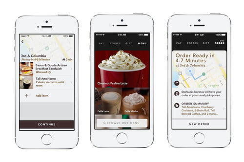 Portland Starbucks Addicts Can Order Coffee with Mobile App