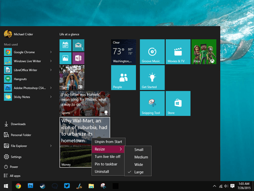 How to Use and Customize the Windows 10 Start Menu | Digital