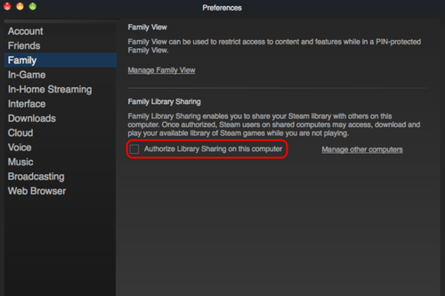 How to Set Up Family Sharing in Steam | Digital Trends
