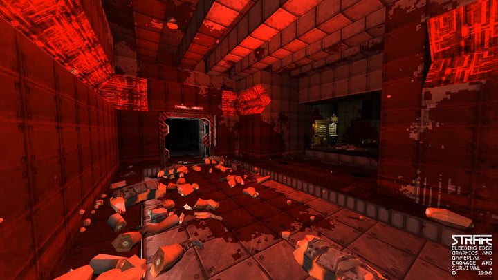 strafe ps4 hands on review screen 9