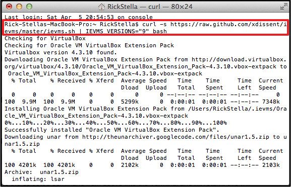 How to Run Internet Explorer on Mac OS X Using Oracle VirtualBox