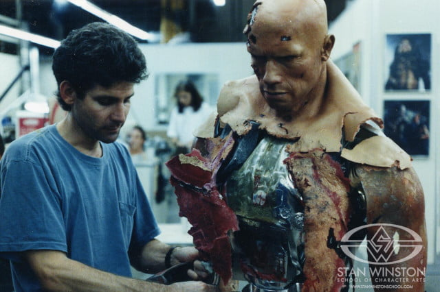 Terminator 2: Judgment Day Stan Winston FX