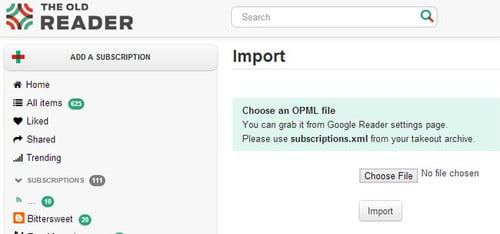 How to export and save your Google Reader data before it's