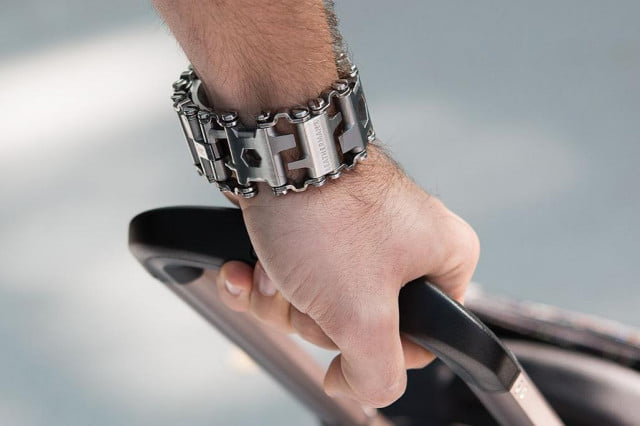 The Tread QM1 brings the time (and toolbox) to your wrist