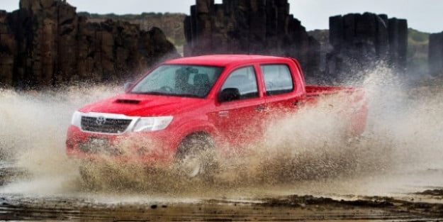 French court bans Toyota ads showing off-road driving