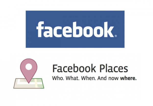 facebook and location