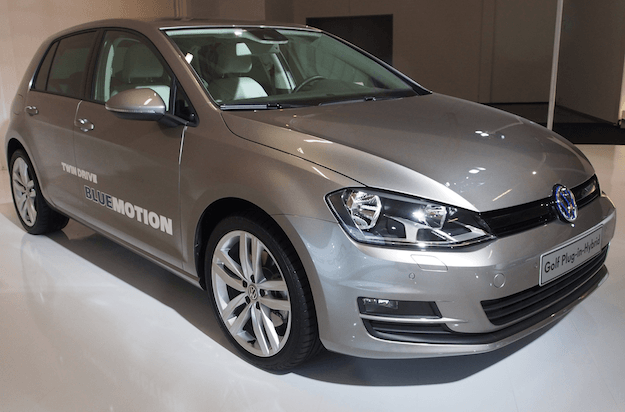 One More German Hatch To Drool Over The 2017 Volkswagen Golf Plug In Hybrid