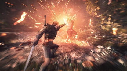 The Witcher 3: Wild Hunt' is huge and full of monsters