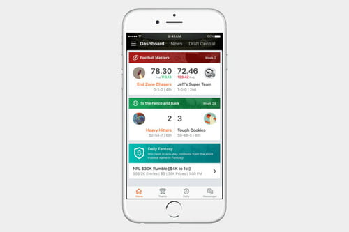 Which Is the Best Fantasy Football App? These Are Our Top 5