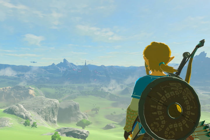 things to do breath of the wild zelda