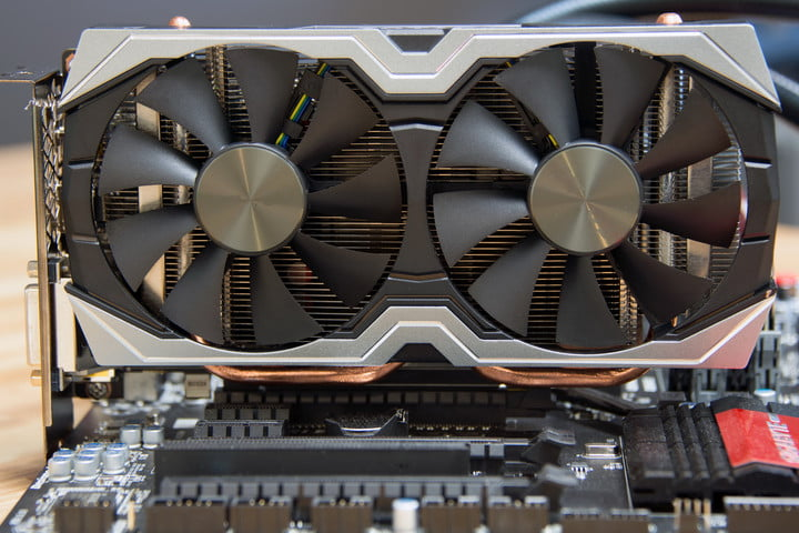zotac geforce gtx 1060 amped onboard 720x720 - The best graphics cards